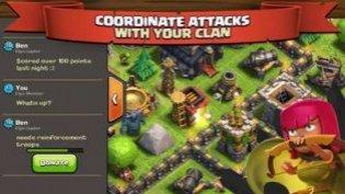 скачать взломанную clash of clans на кристаллы