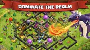 скачать взломаную игру clash of clans