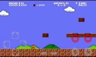 Super Mario На Android